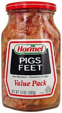 pickled pigs feet