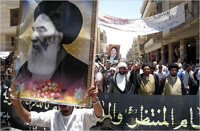 Bahrain griper shiitiska politiker