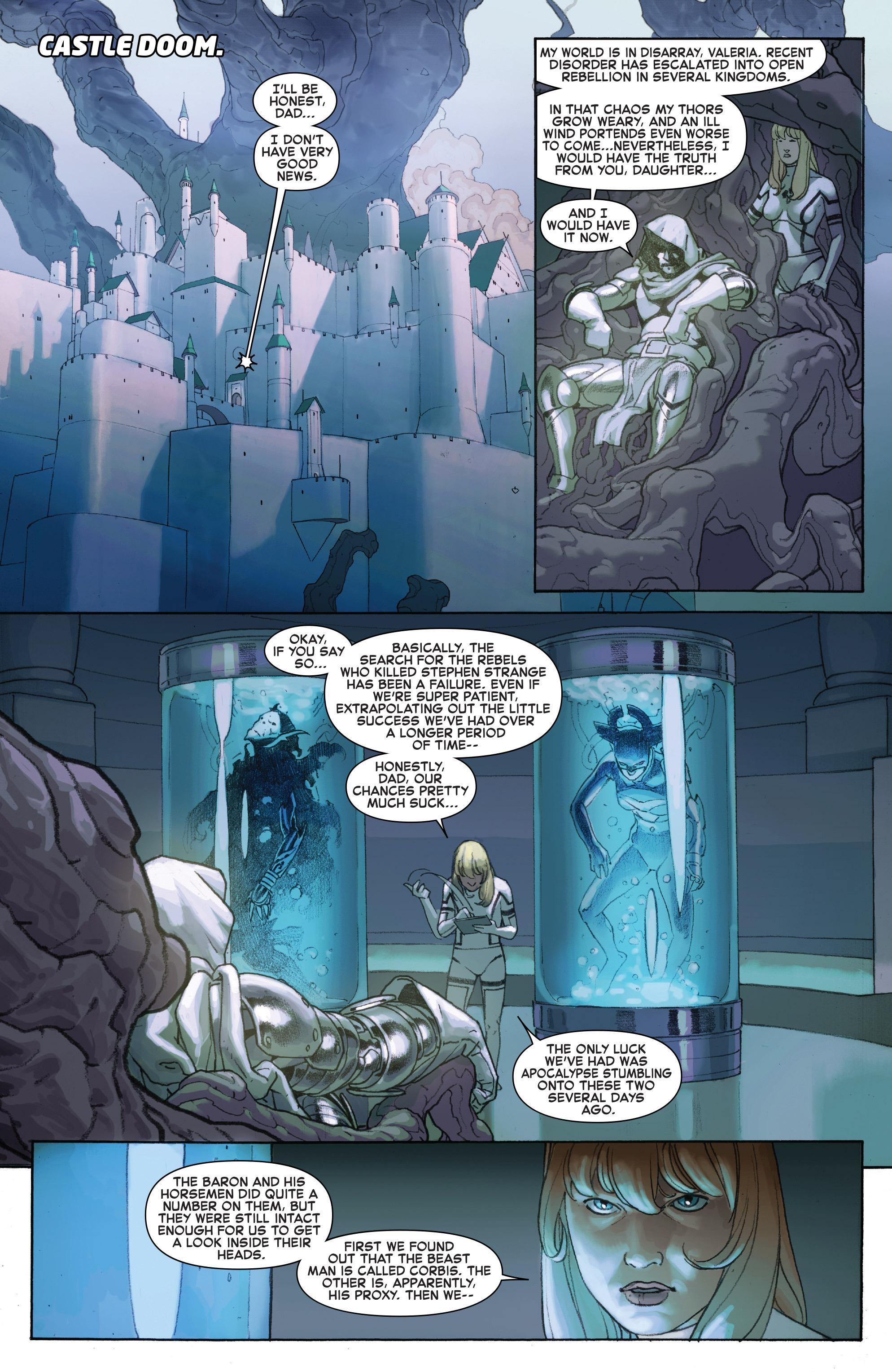 Read online Secret Wars comic -  Issue #6 - 3