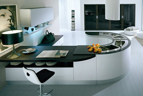 Minimalist Kitchen Design 02 | Modern Cabinet