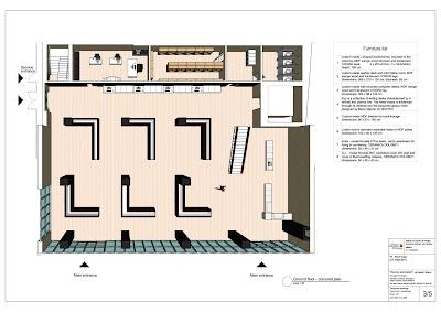 Interior Designer Shengqi Li Bookstore Design Miglia Libri Di Viaggia