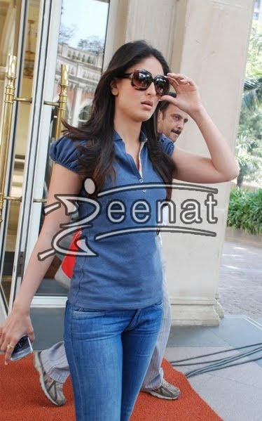 New York Denim: Kareena Kapoor In Skinny Jeans