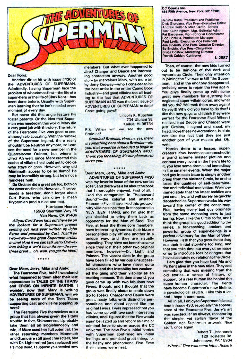 Read online Adventures of Superman (1987) comic -  Issue #434 - 24