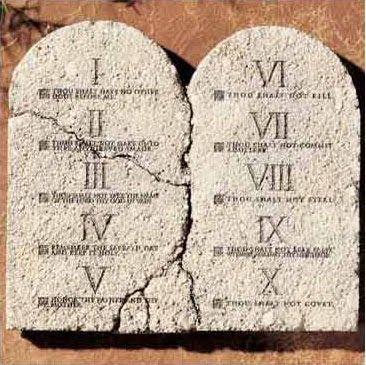 10 commandments 603 mitzvot # 35
