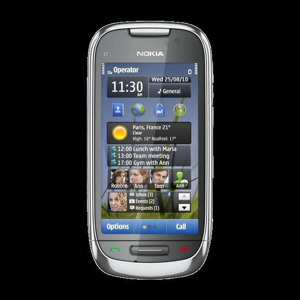 Nokia C7 A 8 Mp Amoled Phone Techno Gadgets