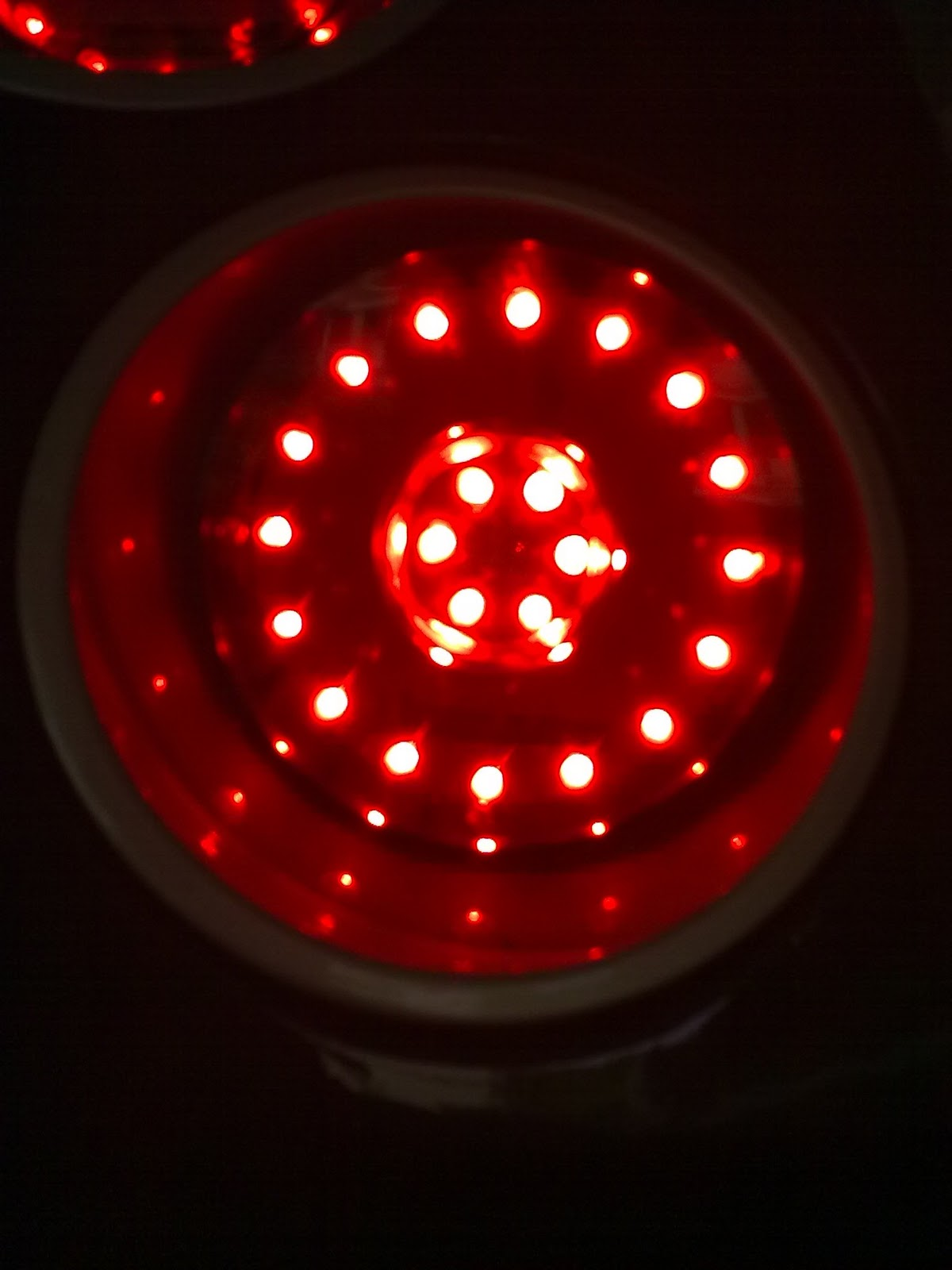 N Then It Begins Fiat Coupe Rear Light Led Type
