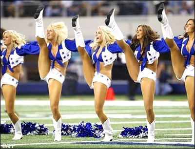 ddad19e570037 The Unprofessional Critic  Guest Post  Dallas Cowboys Cheerleaders ...