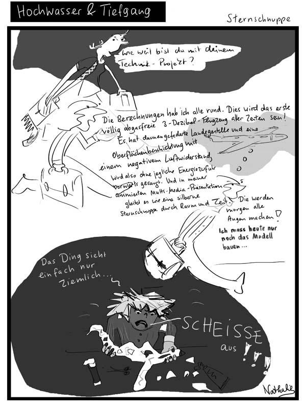 Merkmale Comic