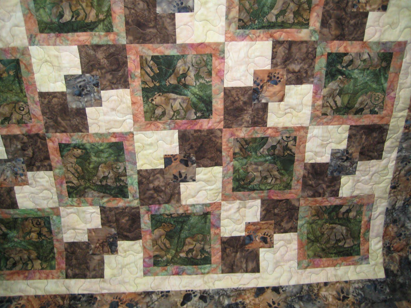 Moneik Quilts: Paul's 5 Yard Quilt : 5 yard quilt patterns - Adamdwight.com