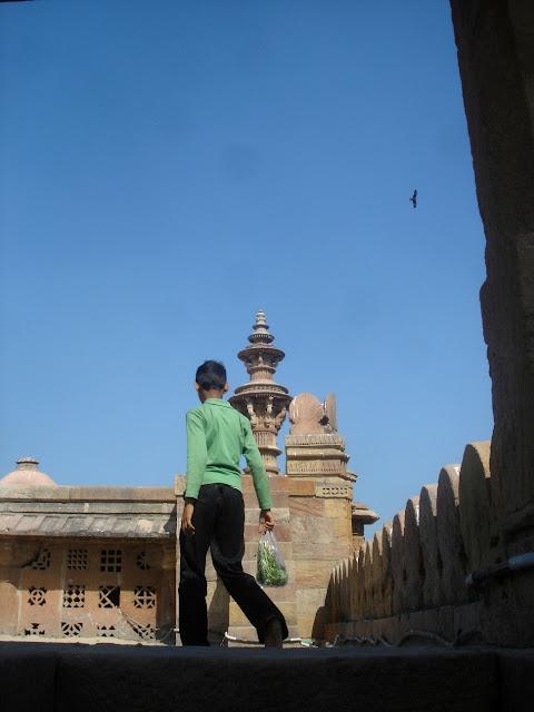 Dholka Alif Khan Mosque Masjid