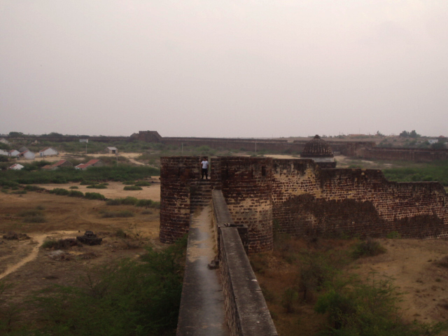 Lakhpat fort town Kutch Gujarat Travel Tourism wall