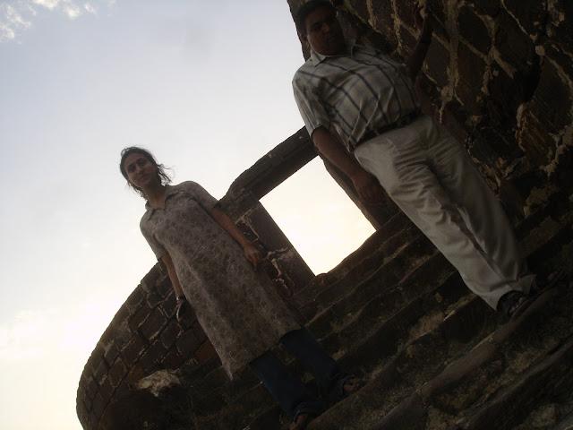 Lakhpat fort town Kutch Gujarat Travel Tourism meenu