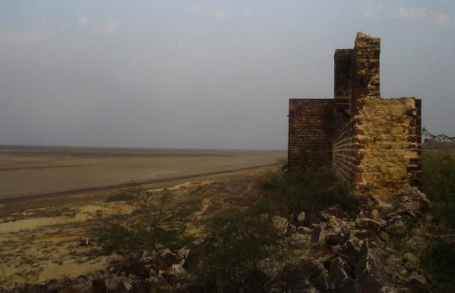 Lakhpat fort town Kutch Gujarat Travel Tourism