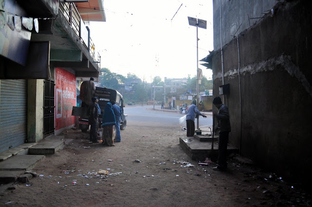 vadnagar narendra modi gujarat morning