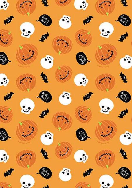 Design Love Fest Fall Wallpaper Hey Halloween Sweet Tidings
