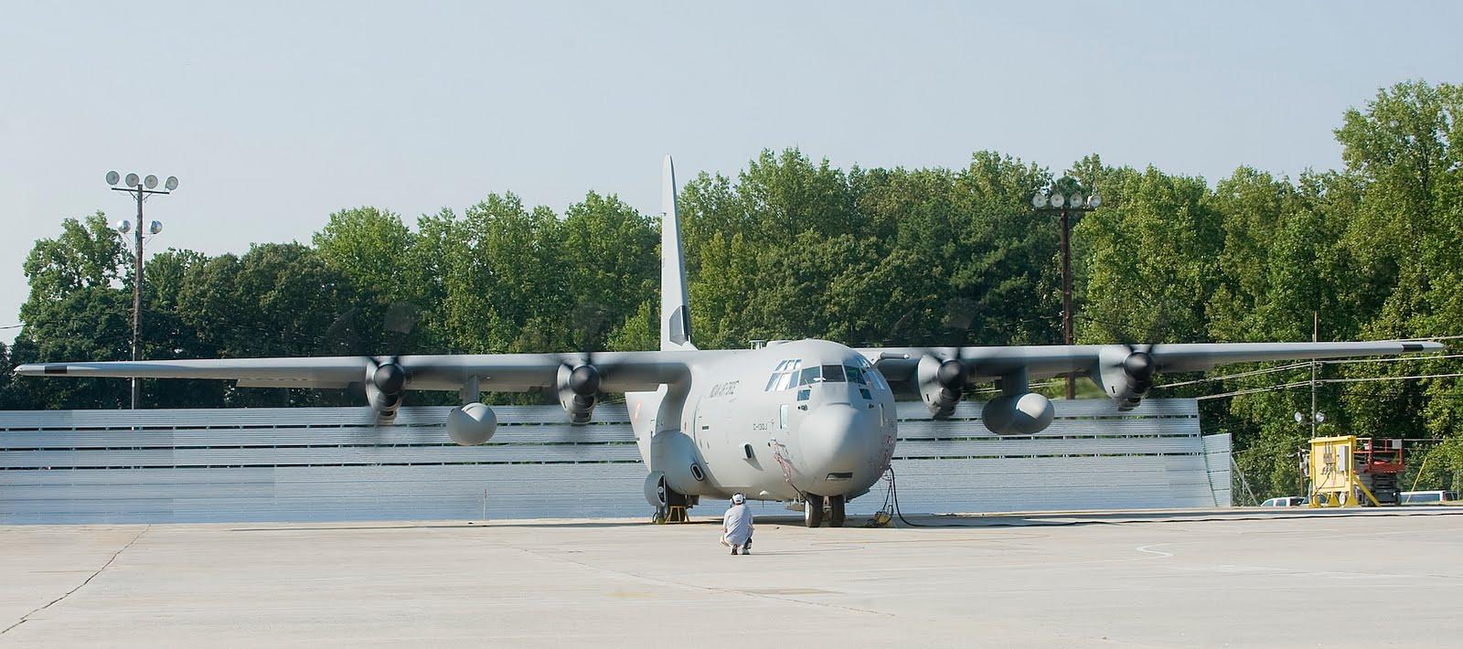 Broadsword The Iaf S First C 130j Super Hercules More Pics