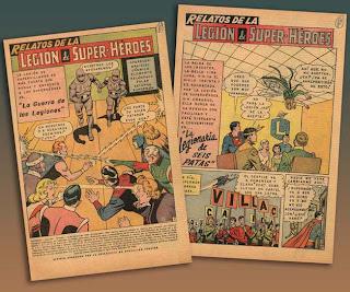 Títulos del Superman Novaro 643