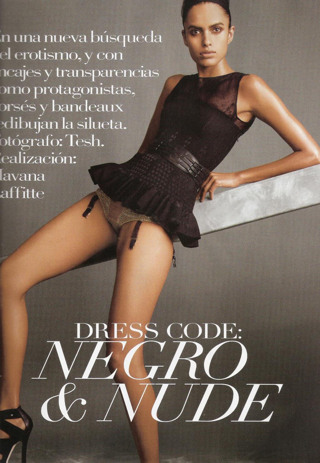 nude photo negro model