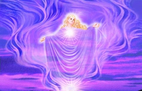 Image result for imagem da energia espiritual na glandula timo