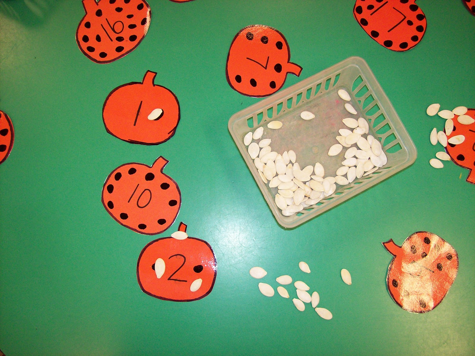 Learning And Teaching With Preschoolers More Pumpkins