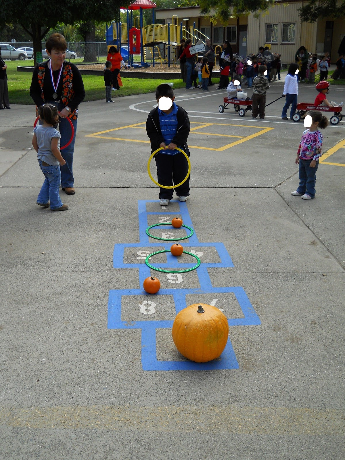 Learning And Teaching With Preschoolers Fall Festival