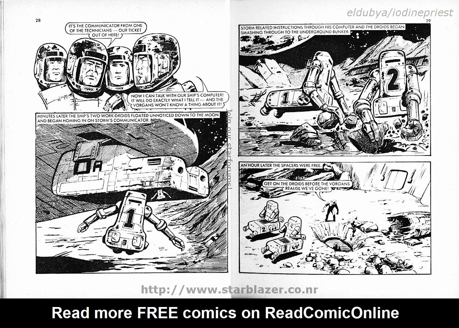 Starblazer issue 98 - Page 16