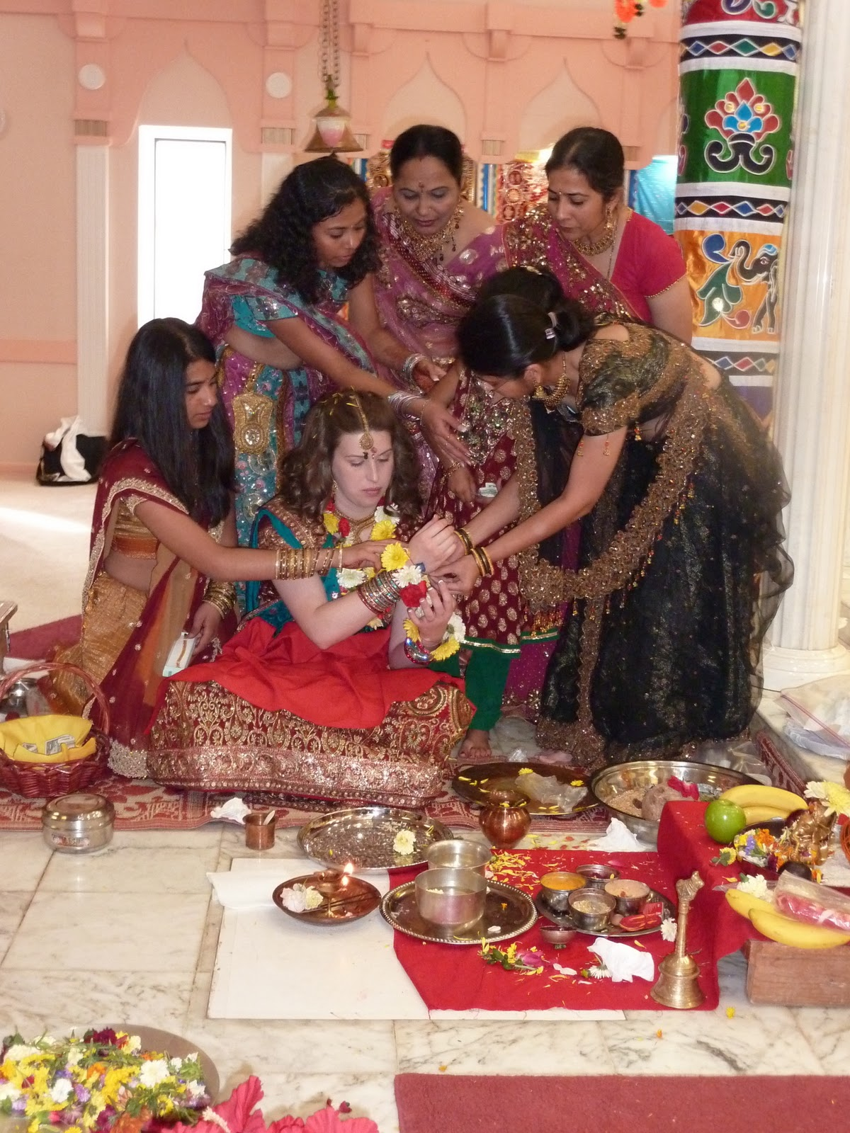 The Patel S Indian Baby Shower