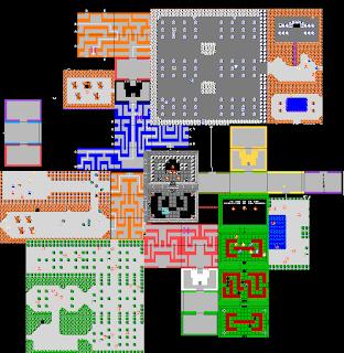 8-Bit City: The 2600 Adventure of Zelda