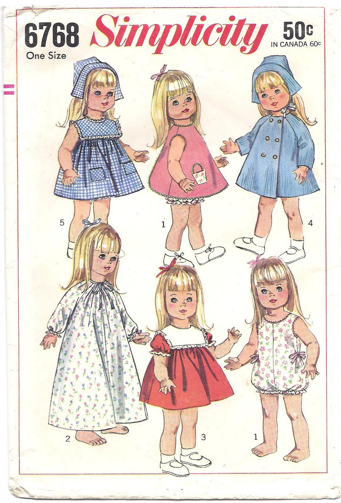 Knit Barbie Clothes Patterns