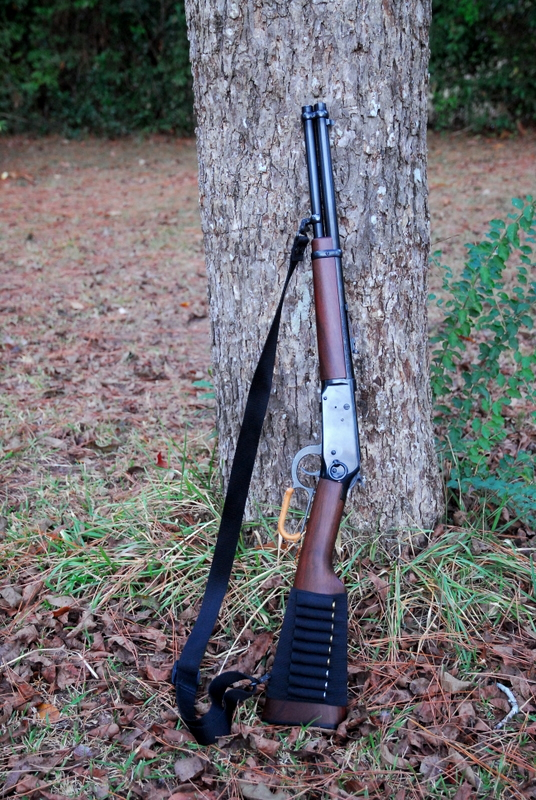 Bug-Out Survival: Winchester Trapper in  357 Magnum