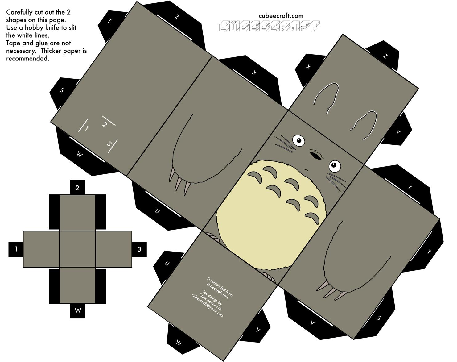 Ahora Podes Tener A Totoro En Tu Casa