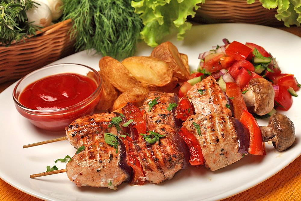 Eat Amp Enjoy Chicken Shashlik