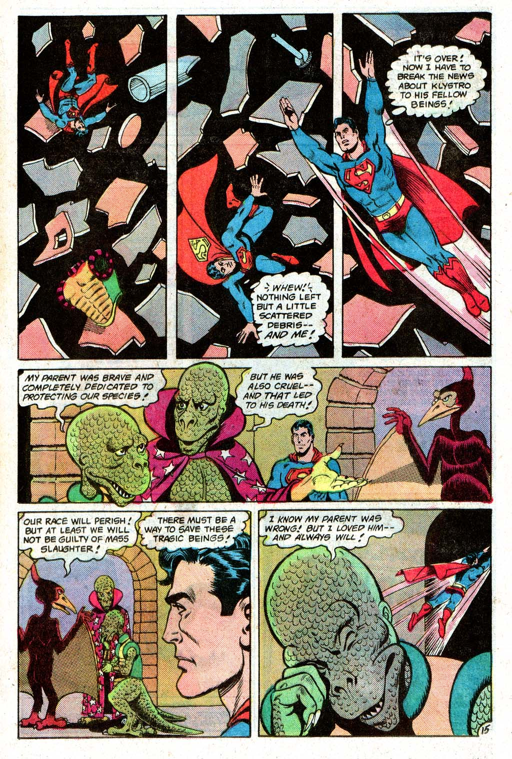 Read online Action Comics (1938) comic -  Issue #576 - 21