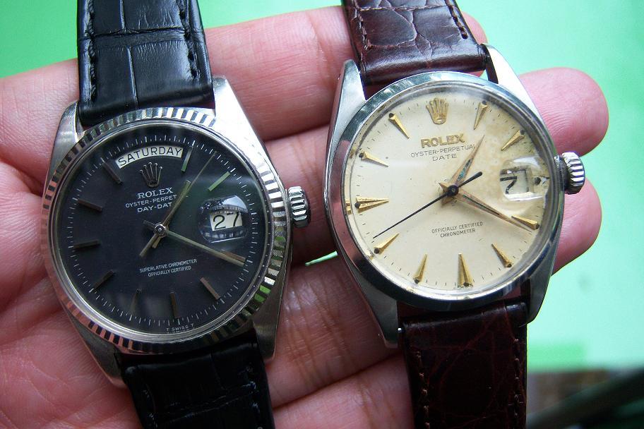 Rolex Royal dibawah adalah jenis Rolex paling mungil dalam GTG kali ini. Jam  ini sudah sangat tua dan sebenarnya jam ini adalah jam laki-laki. Tapi pada  era ... 5814339604