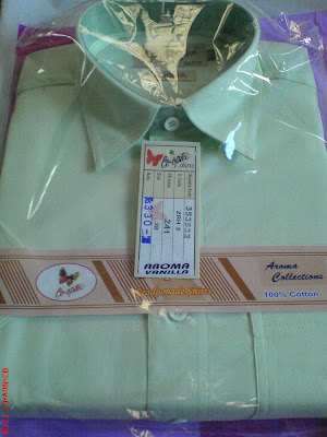 Image of Cooptex perfumed shirt