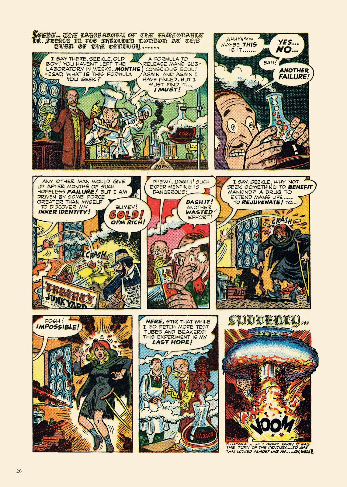 Read online Sincerest Form of Parody: The Best 1950s MAD-Inspired Satirical Comics comic -  Issue # TPB (Part 1) - 27
