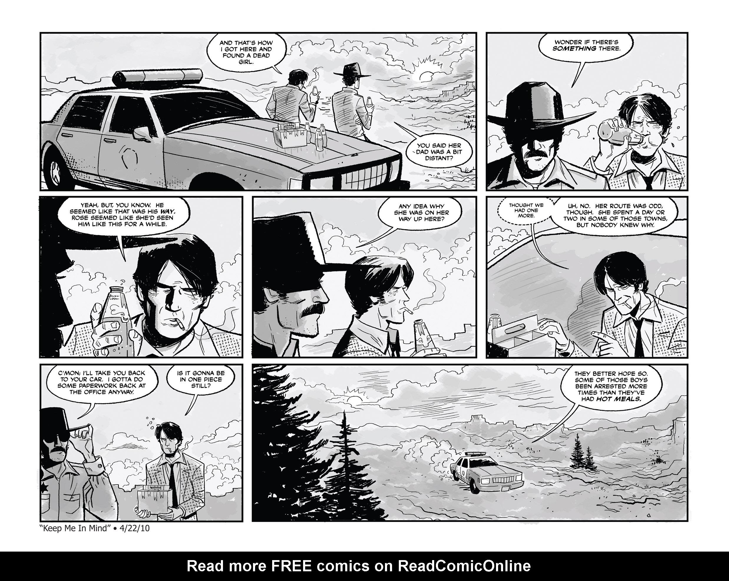Read online She Died In Terrebonne comic -  Issue #2 - 18