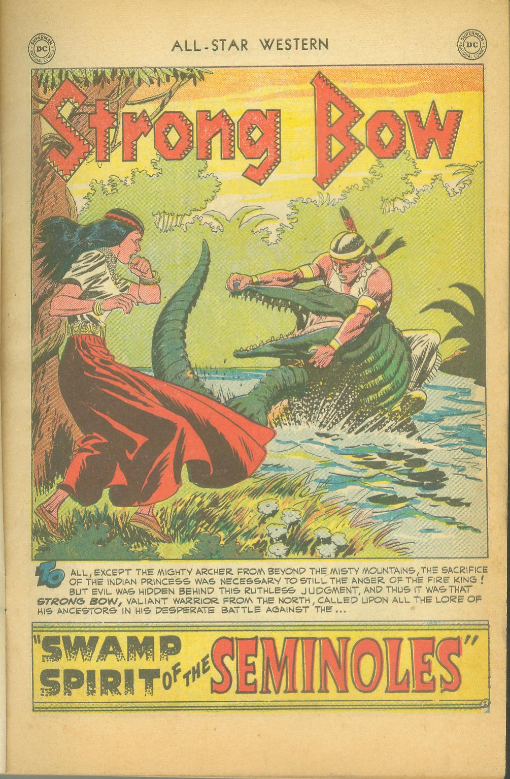 Read online All-Star Western (1951) comic -  Issue #61 - 3
