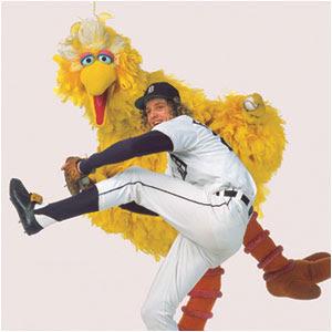 Mark The Bird Fidrych 1954 - 2009