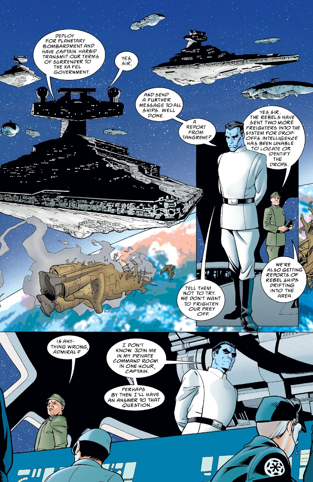 Read online Star Wars Legends: The New Republic - Epic Collection comic -  Issue # TPB 4 (Part 4) - 87
