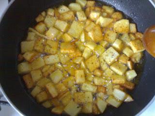 tarif: yumurtalı patates kızartması video [20]