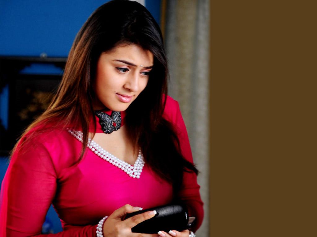 Telugu Actress Jyothi In Blue Salwar: Hansika Motwani Salwar Kameez Hot Sexy Unseen Photos