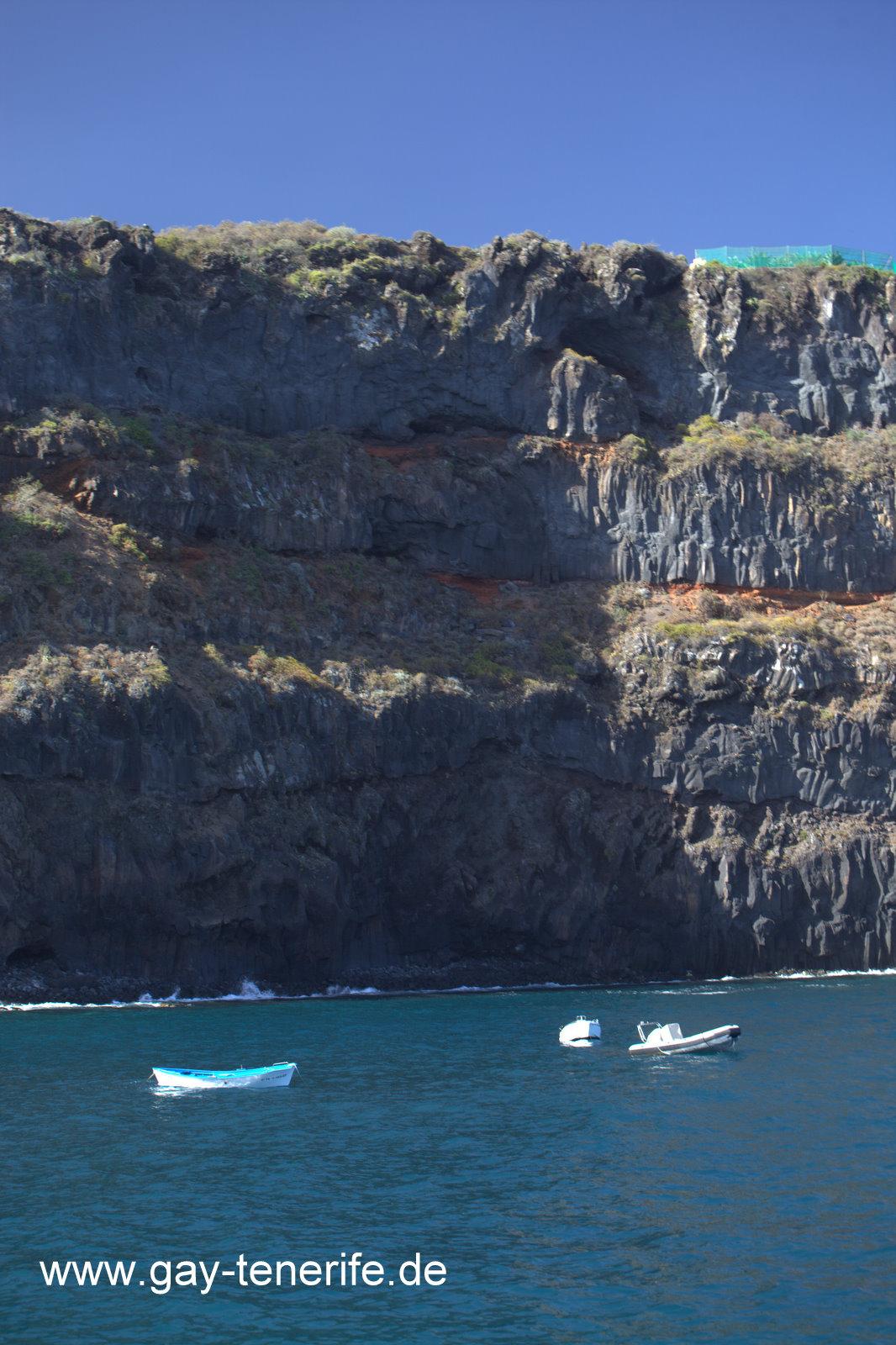 Gay -Tenerife.de: Playa San Marcos auf Teneriffa