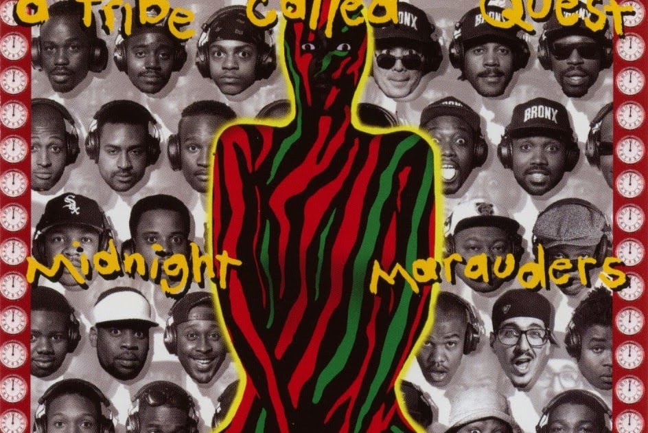 Diss A Tribe Called Quest Midnight Marauders 1993