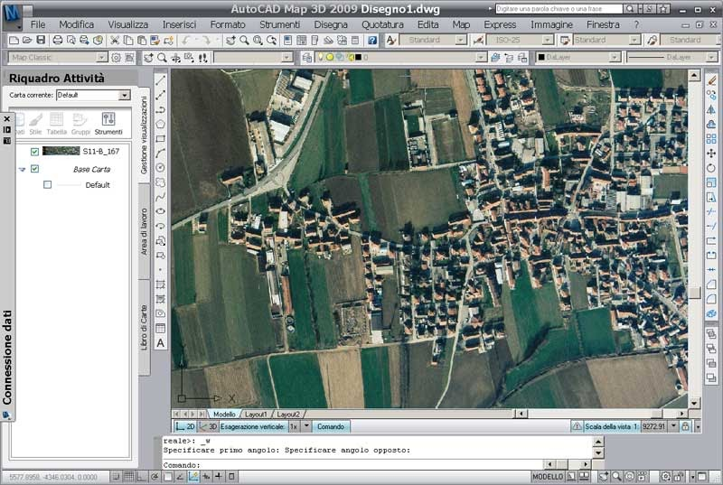 Il Blog italiano di AutoCAD Map e Civil 3D  Cartografia raster e     Il Blog italiano di AutoCAD Map e Civil 3D  Cartografia raster e formato ECW