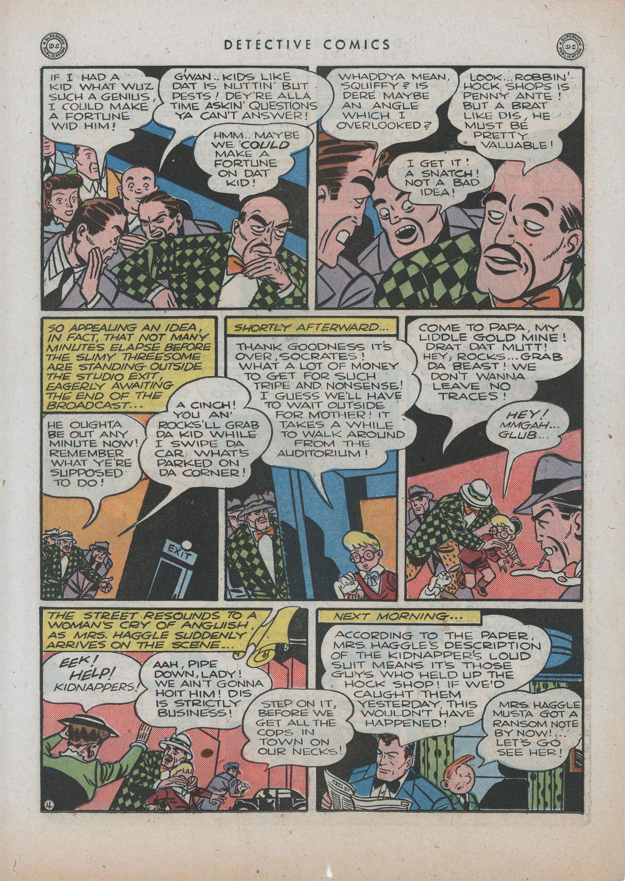 Read online Detective Comics (1937) comic -  Issue #89 - 41