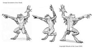David Griffith Illustration: Tha Work Thang #17: Savage