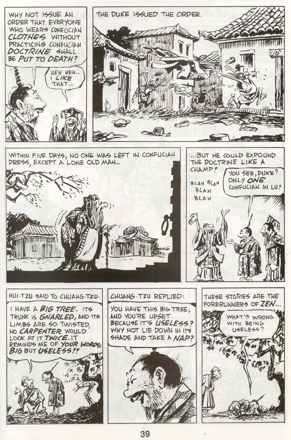 Read online The Cartoon History of the Universe comic -  Issue #9 - 42