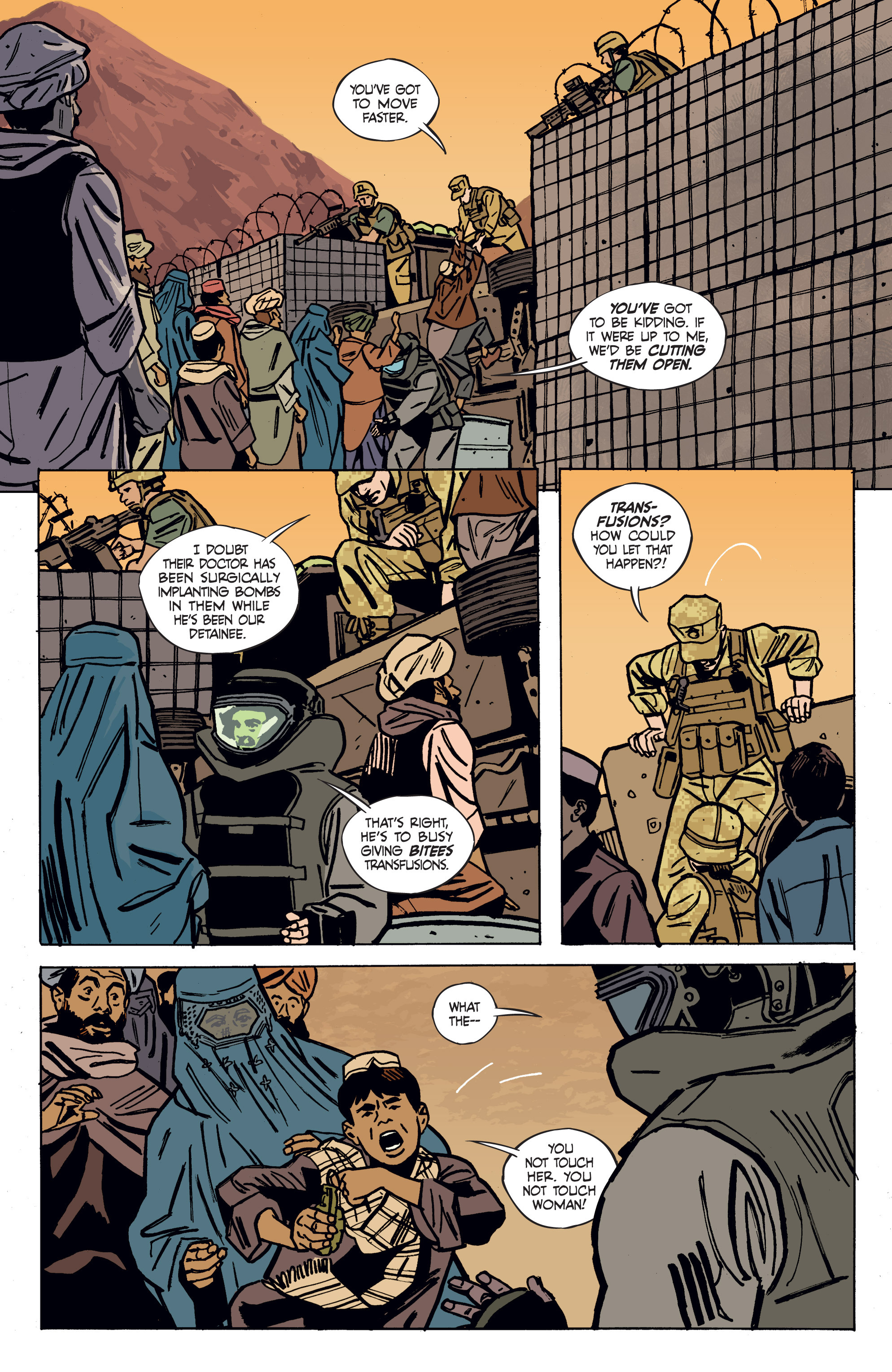 Read online Graveyard of Empires comic -  Issue # TPB - 63