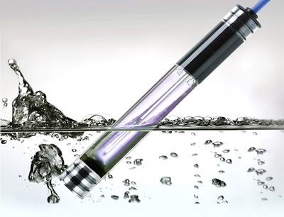 Aquaflash 34 Luz Ultravioleta Rayos Que Matan